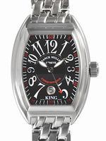 Franck Muller King Conquistador Extra-Large Mens Wristwatch 8005SCKING