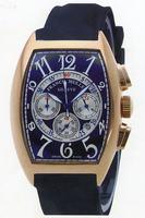 Franck Muller Chronograph Large Mens Wristwatch 8880 CC AT-11