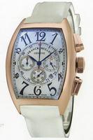 Franck Muller Chronograph Large Mens Wristwatch 8880 CC AT-12