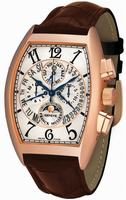 Franck Muller Quantieme Perpetuel Large Mens Wristwatch 8880 CC QP B