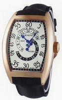 Franck Muller Double Retrograde Hour Large Mens Wristwatch 8880 DH R-1