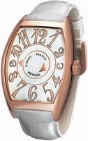 Franck Muller Double Mystery Curvex Large Ladies Ladies Wristwatch 8880 DM