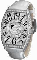 Franck Muller Double Mystery Curvex Large Ladies Ladies Wristwatch 8880 DM D CD