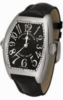 Franck Muller Secret Hours 1 Large Mens Wristwatch 8880 SE H1