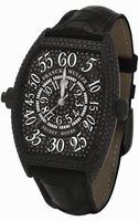 Franck Muller Secret Hours 1 Large Mens Wristwatch 8880 SE H2 NR D CD