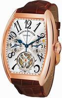 Franck Muller Master Banker Large Mens Wristwatch 8880 T MB