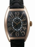 Franck Muller Curvex Extra-Large Mens Wristwatch 8880SC RELIEF