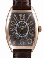 Franck Muller Curvex Extra-Large Mens Wristwatch 8880SCDT