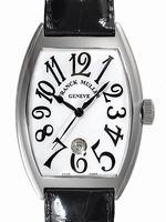 Franck Muller Secret Hours 1 Large Mens Wristwatch 8880SCDT