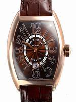 Franck Muller Curvex Large Mens Wristwatch 8880SCDT RELIEF