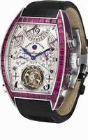 Franck Muller Aeternitas Mega Extra-Large Mens Wristwatch 8888 GSW T CCR QPS