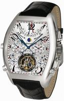 Franck Muller Aeternitas Extra-Large Mens Wristwatch 8888 T CC R QPS