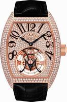Franck Muller Giga Tourbillon Large Mens Wristwatch 8889 T G DF D8 CD