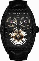Franck Muller Giga Tourbillon Large Mens Wristwatch 8889 T G NR D8 MVT D