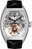 Franck Muller Giga Tourbillon Large Mens Wristwatch 8889 T G SQT BR