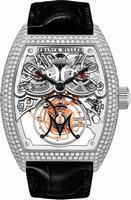 Franck Muller Giga Tourbillon Large Mens Wristwatch 8889 T G SQT BR D7
