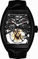 Franck Muller Giga Tourbillon Large Mens Wristwatch 8889 T G SQT BR NR