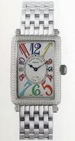Franck Muller Ladies Small Long Island Small Ladies Wristwatch 902 QZ COL D-1