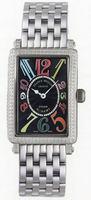 Franck Muller Ladies Small Long Island Small Ladies Wristwatch 902 QZ COL D-2