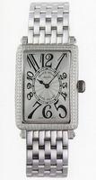 Franck Muller Ladies Small Long Island Small Ladies Wristwatch 902 QZ O-1