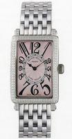 Franck Muller Ladies Small Long Island Small Ladies Wristwatch 902 QZ O-4
