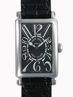 Franck Muller Ladies Large Long Island Large Ladies Wristwatch 902QZ