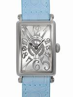 Franck Muller Ladies Small Long Island Small Ladies Wristwatch 902QZ RELIEF