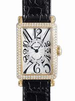 Franck Muller Ladies Large Long Island Large Ladies Wristwatch 902QZD