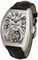 Franck Muller Revolution Large Mens Wristwatch 9800 REV 3