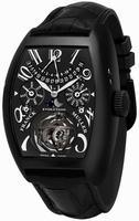 Franck Muller Evolution Large Mens Wristwatch 9850 EVO 3-1 NR