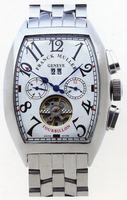 Franck Muller Master Calendar Tourbillon Extra-Large Mens Wristwatch 9880 T MC-1