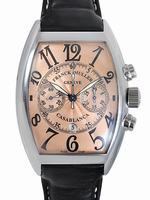 Franck Muller Casablanca Extra-Large Mens Wristwatch 9880CCCDTCASA