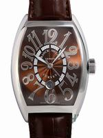 Franck Muller Curvex Extra-Large Mens Wristwatch 9880SCDT RELIEF
