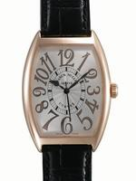 Franck Muller Curvex Large Mens Wristwatch RELIEF6850SC RELIEF