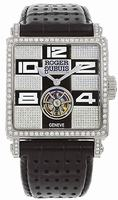 Roger Dubuis Golden Square Tourbillon Mens Wristwatch G37090-SDCDGCN9.61