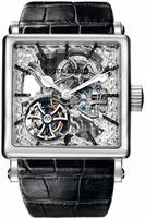 Roger Dubuis Golden Square Tourbillon Mens Wristwatch G40-GS-WG-S