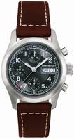 Hamilton Khaki Field Chrono Auto Mens Wristwatch H71456533