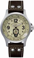 Hamilton Khaki Aviation QNE Mens Wristwatch H76515523