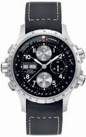 Hamilton Khaki X-Wind Automatic Mens Wristwatch H77616333