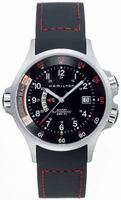 Khaki Navy GMT 3T