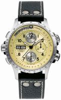 Hamilton Khaki X-Wind Automatic Mens Wristwatch H77666523
