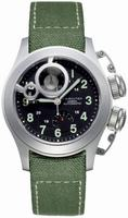 Hamilton Khaki Navy Frogman Auto Chrono Mens Wristwatch H77746933