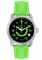 Angular Momentum Illum/IV GMT Unisex Wristwatch IL4.30.6000.QZ.AC.RU