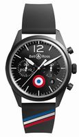 Bell & Ross BR 126 Insignia FR Mens Wristwatch
