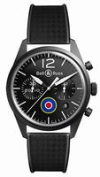 Bell & Ross BR 126 Insignia UK Mens Wristwatch