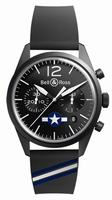 Bell & Ross BR 126 Insignia US Mens Wristwatch