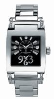 DeGrisogono Instrumentino Steel Ladies Wristwatch INSTRUMENTINOACNO4B