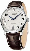Longines Master Collection Mens Wristwatch L2.628.4.78.5