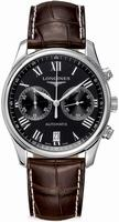 Longines Master Collection Mens Wristwatch L2.629.4.51.2