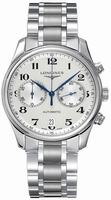 Longines Master Collection Mens Wristwatch L2.629.4.78.6